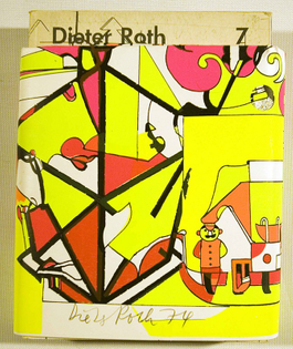 Dieter Roth, Collected Works, Volume 7: Bok 3b und Bok 3d. Deluxe Edition, 1974