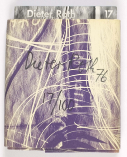 Dieter Roth, Collected Works, Volume 17: 246 Little Clouds. Deluxe Edition, 1976