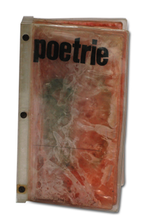 Dieter Roth, Poesy 2 Deluxe, 1967