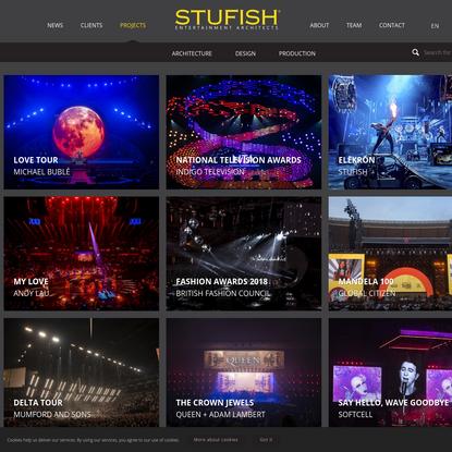 Stufish entertainment architects