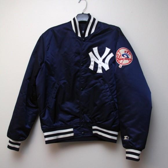 yankees starter jacket