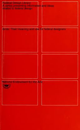 Grids - Their meaning and use for federal designers