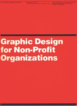 Graphic Design for Non-profit Organizations