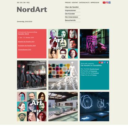 NordArt - Internationale Kunstausstellung