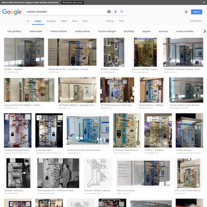 moniac computer - Google Search