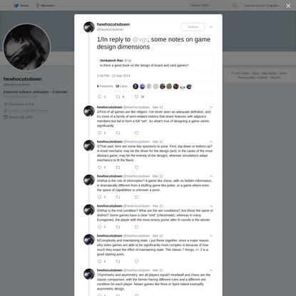 hewhocutsdown on Twitter
