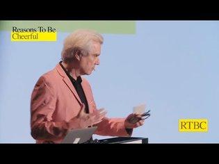 David Byrne - Reasons To Be Cheerful talk - Jan. 8, 2018